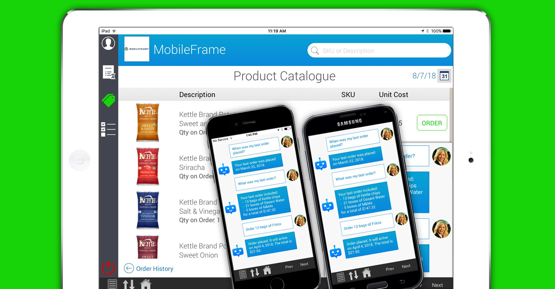 iOS mobile app development & android mobile app development